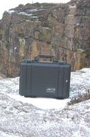 PELI 1500 CASE (Black, foam-filled)