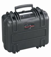 Explorer Case 3317, black, foam-filled